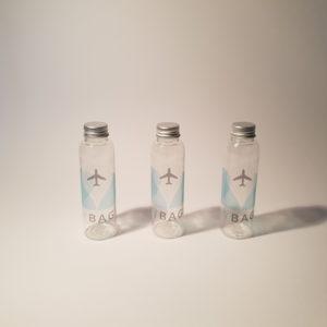 100ml Getränke Flaschen MyFlyBag